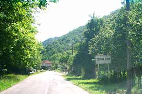 Village of Cherni Vit, Lovech District