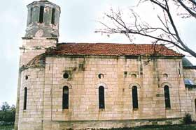 St. Theodore church, village of Dobrina, Varna