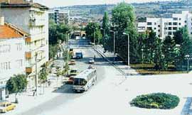 Town of lukovit lovech bulgaria