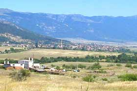 Village of Rozini, Karlovo municipality