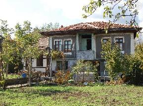 House in Bata village